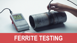 Rope Access Ferrite Testing Services - Astar Group