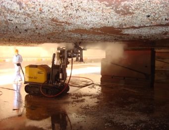 HYDRO JET CLEANING & PAINTING-A-STAR GROUP Commissioning Services