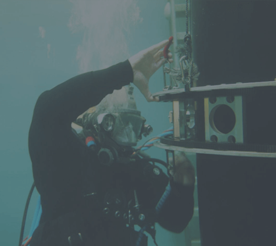 Under water Inspection A-Star Group Services